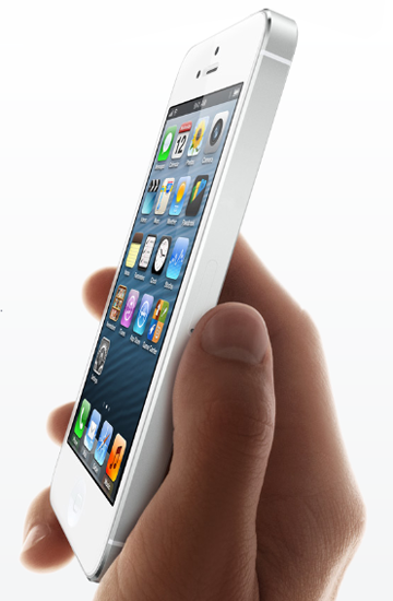 apple iphone 5s 8 Most Anticipated Gadget of 2013