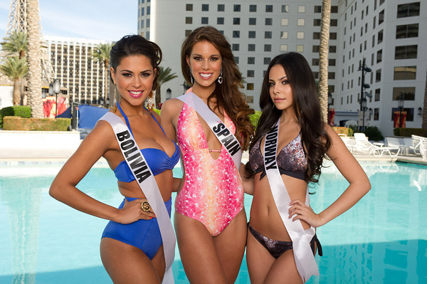 miss universe swimsuit photo Miss Universe 2012 Swimsuit Photo (89 Contestants)