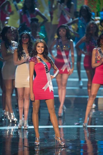 Miss Philippines Janine Tugonon Photo