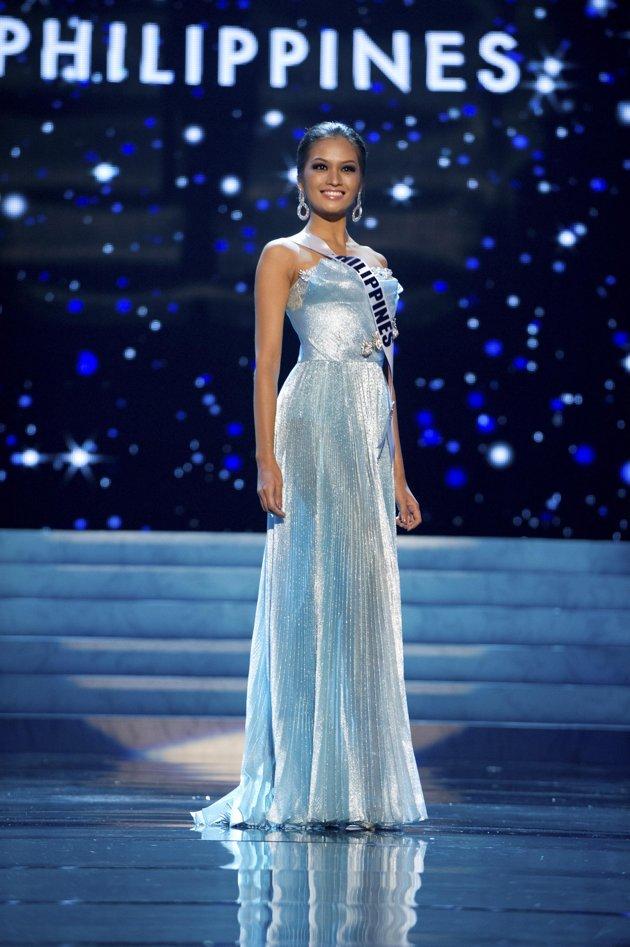 Miss Philippines Janine Tugonon Pictures