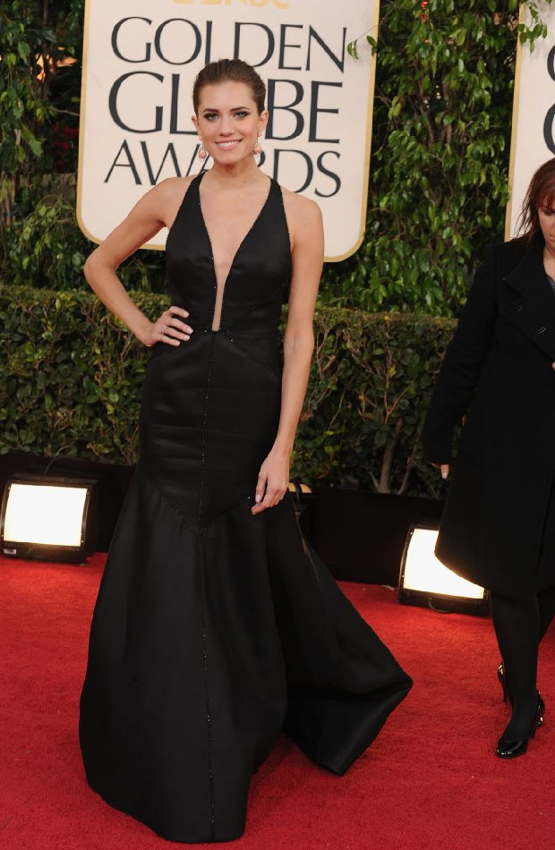 Allison_Williams_in_Golden_Globe_2013