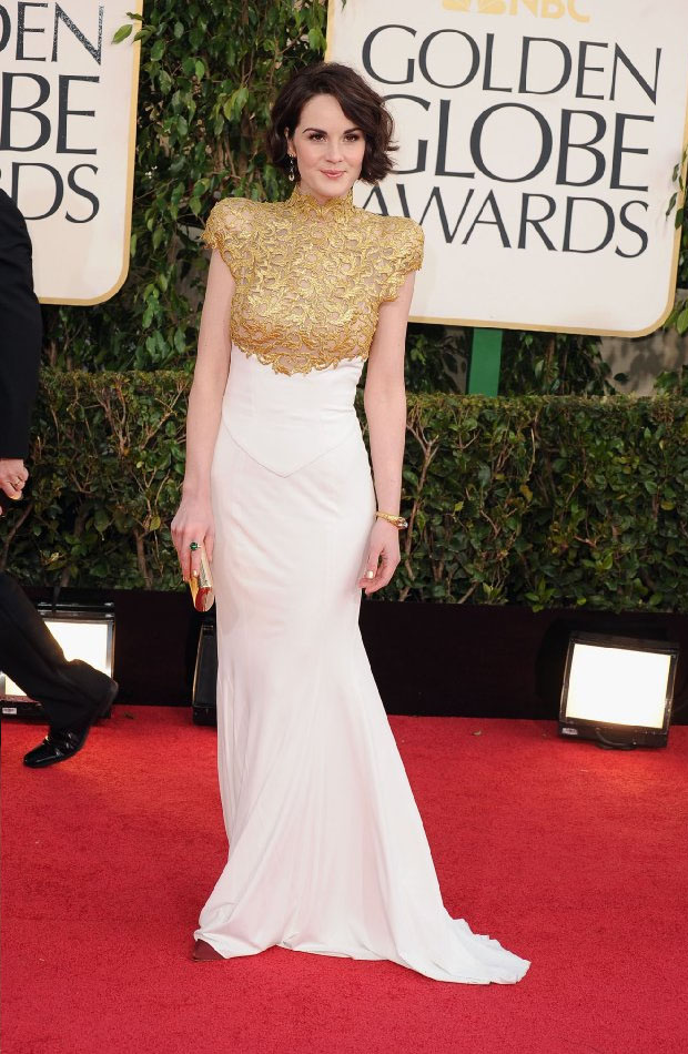 Michelle_Dockery_in_Golden_Globe_2013