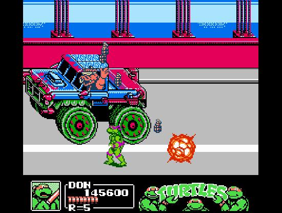 TMNT 3 NES