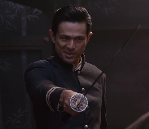 Yosuke Eguchi as Saito Hajime