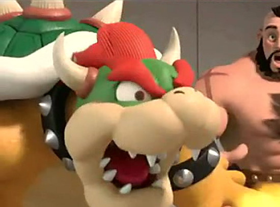 bowser in wreck it ralph