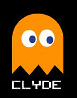 clyde pacman