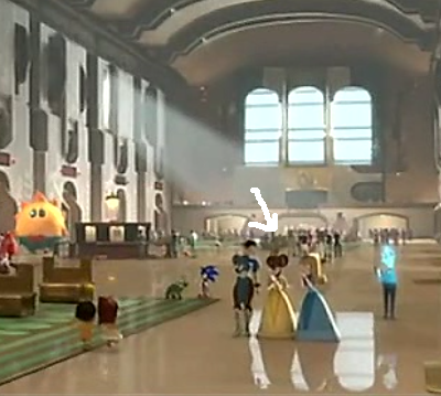 daisy in wreck in ralph