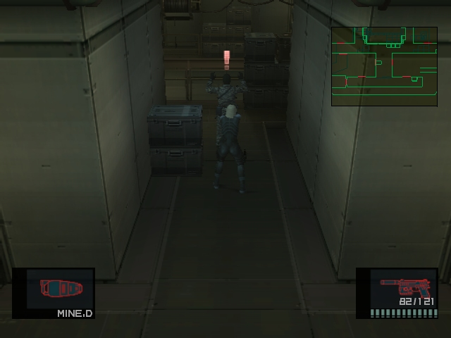 exclamation in mgs