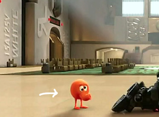 q bert in wreck it ralph