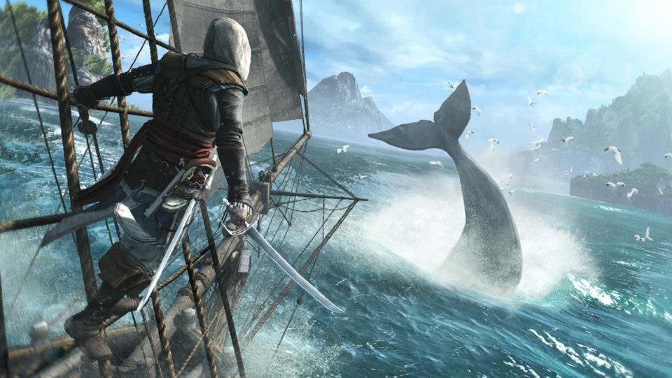 assasin creed 4 black flag