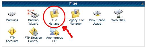 hostgator-file-manager
