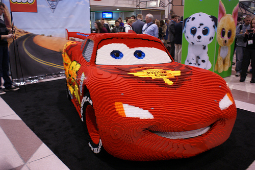 LEGO Cars Lightning Mcqueen