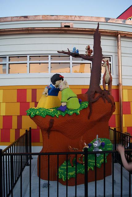 Lego Snow White