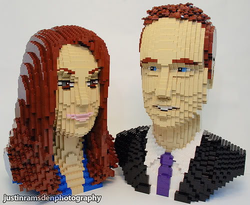lego william and kate