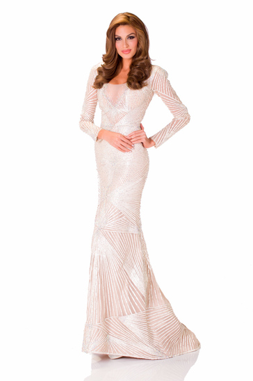 Evening Gown miss venezuela 2013