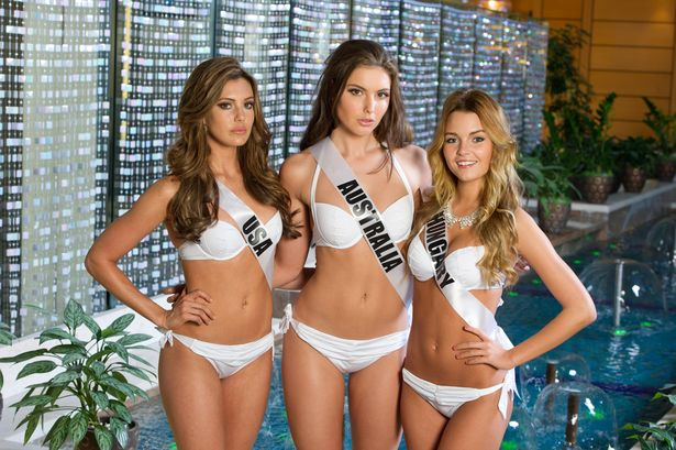 miss universe 2013 photos Miss Universe 2013 Swimsuit Photos (86 Contestants)