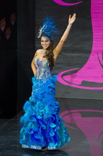 National Costume miss australia 2013