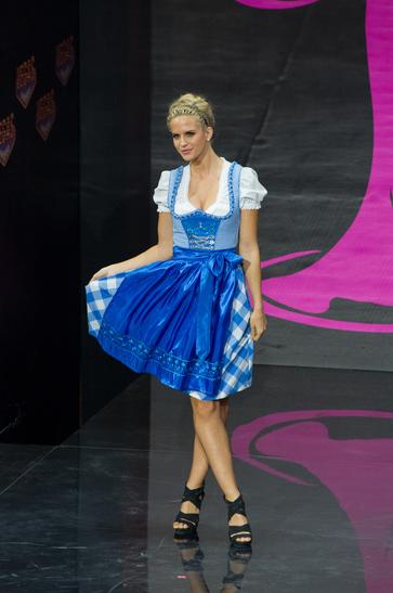 National Costume miss austria 2013