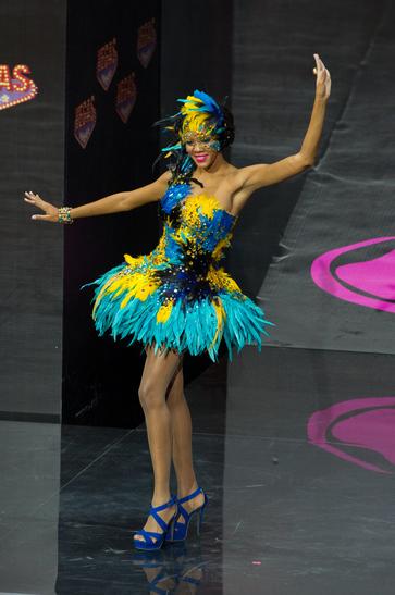 National Costume miss bahamas 2013