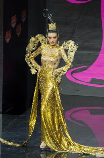 National Costume miss china 2013