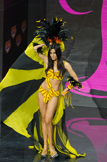 National Costume miss colombia 2013
