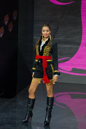 National Costume miss croatia 2013