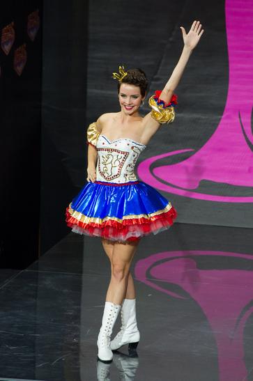 National Costume miss czech republic 2013
