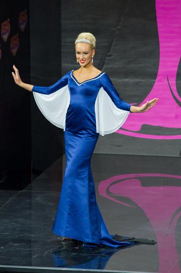 National Costume miss estonia 2013