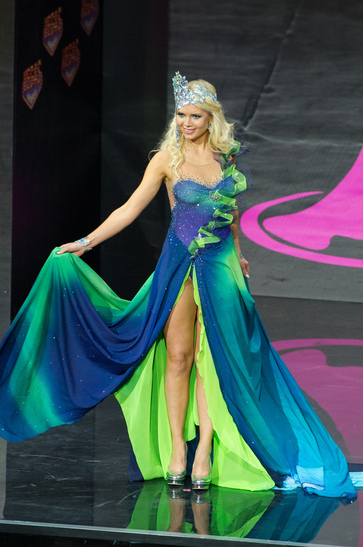 National Costume miss finland 2013