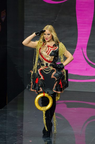 National Costume miss germany 2013