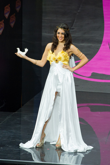 National Costume miss greece 2013