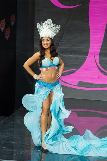 National Costume miss guam 2013