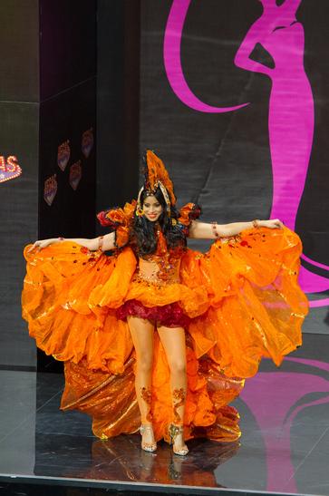 National Costume miss guyana 2013
