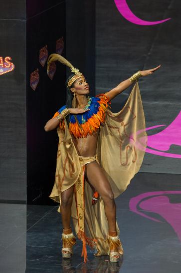 National Costume miss haiti 2013