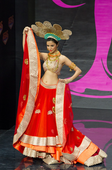 National Costume miss india 2013