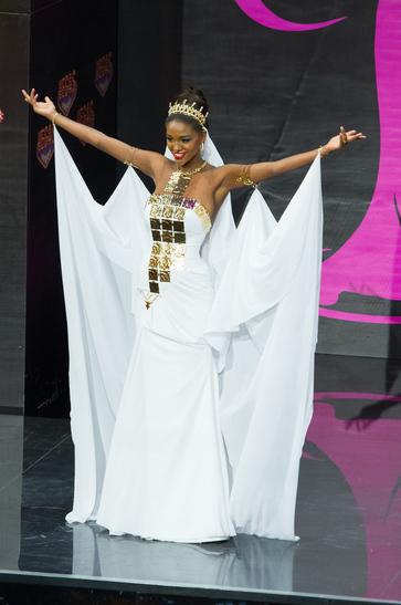 National Costume miss israel 2013