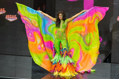 National Costume miss jamaica 2013