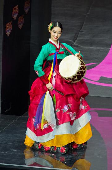 National Costume miss korea 2013
