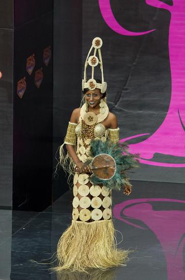 National Costume miss nigeria 2013