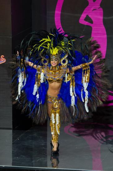 National Costume miss panama 2013