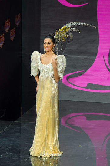 National Costume miss philippines 2013