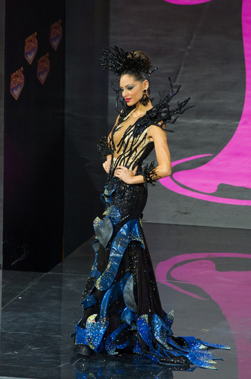 National Costume miss puerto rico 2013
