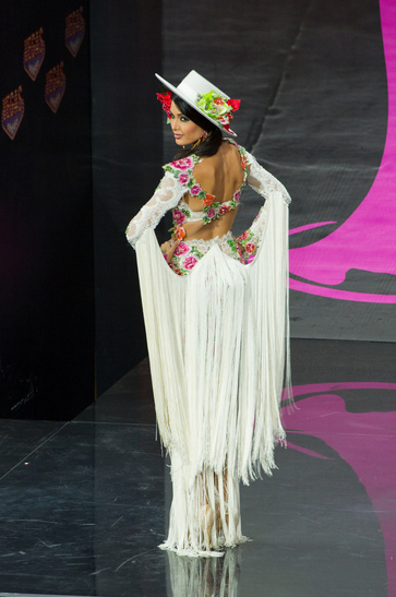 National Costume miss spain 2013