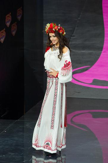 National Costume miss ukraine 2013