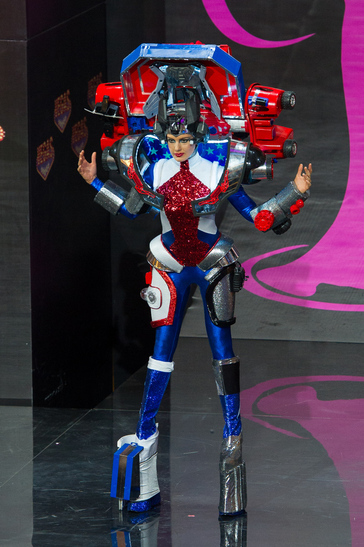 National Costume miss usa 2013