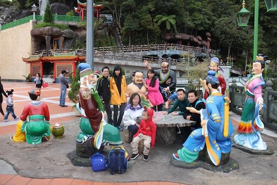 chin swee temple 8 dewa