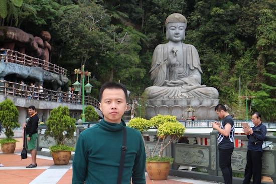 chin swee temple sakyamuni