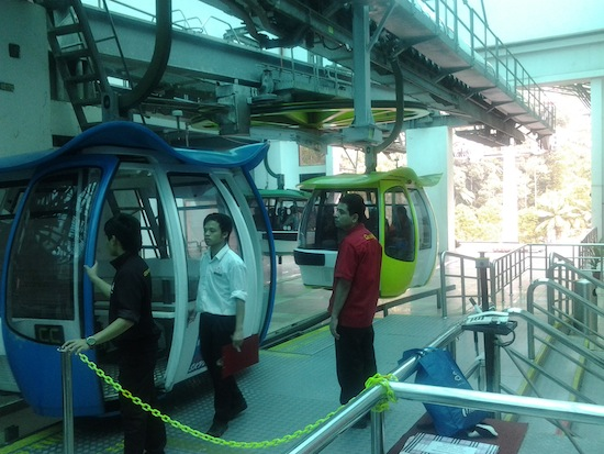 genting skyway cable car station