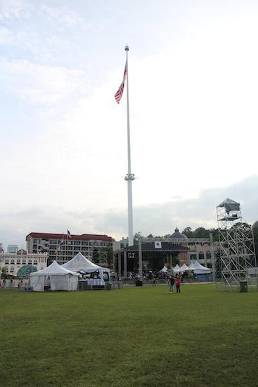 daratan merdeka 01 Jalan Jalan ke Kuala Lumpur, Malaysia (Hari ke 4)