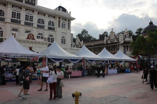 daratan merdeka 04 Jalan Jalan ke Kuala Lumpur, Malaysia (Hari ke 4)